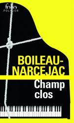 Vente Livre Numérique : Champ clos  - Boileau-Narcejac