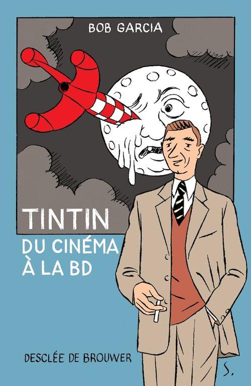 Tintin, du cinéma à la BD