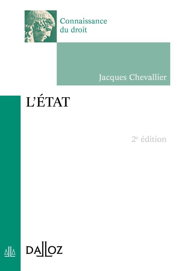L'Etat (2e Edition)