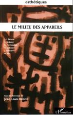 Vente Livre Numérique : Le milieu des appareils  - Sybille Krämer - Jean-Louis Déotte - Éric, Méchoulan, - Alii - Jacques RANCIERE - Beate Ochsner
