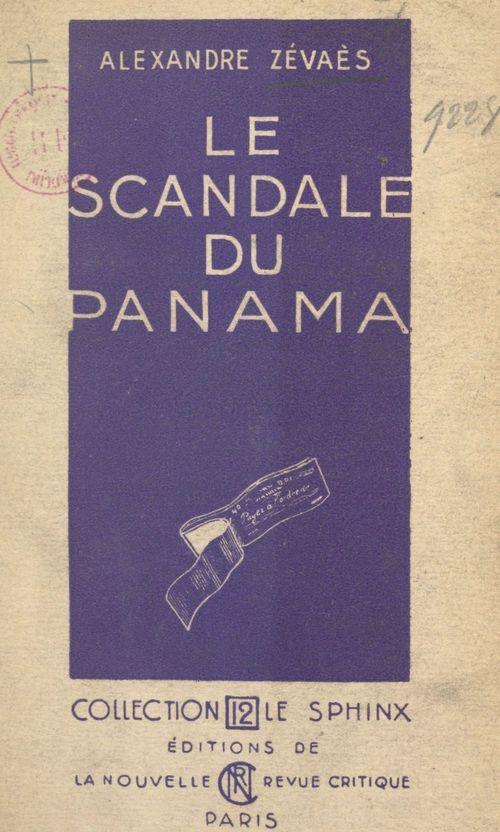 Le scandale du Panama