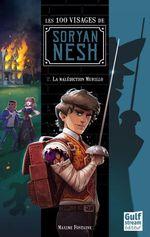 Vente Livre Numérique : Les 100 visages de Soryan Nesh - tome 2 La Malédiction Murillo  - Maxime Fontaine