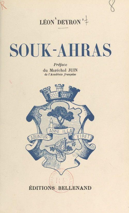 Souk-Ahras