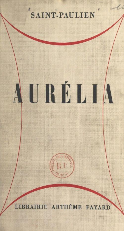 Aurélia  - Saint-Paulien