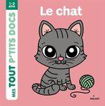 Vente Livre Numérique : Le chat  - Paule Battault