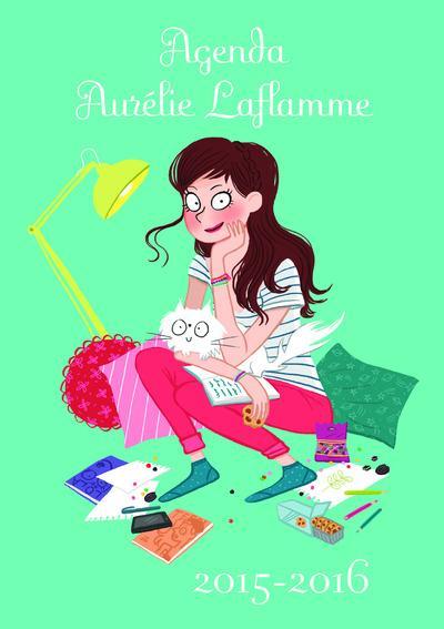 Aurélie Laflamme ; agenda (édition 2015/2016)