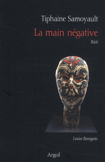 La main négative ; louise bourgeois
