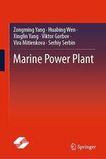 Marine Power Plant  - . Collectif