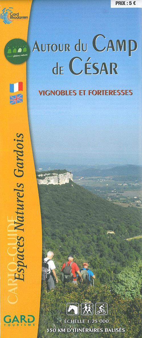 Autour du Camp de César ; vignobles et forteresses