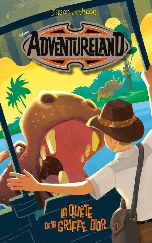 Adventureland - Tome 2 - La quête de la griffe d'or