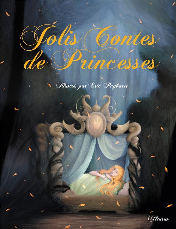 Jolis contes de princesses