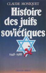 Histoire des juifs soviétiques