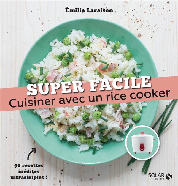 cuisiner avec un rice cooker