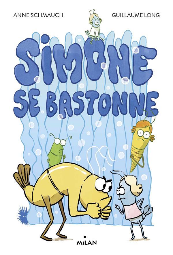 SIMONE SE BASTONNE SCHMAUCH/LONG