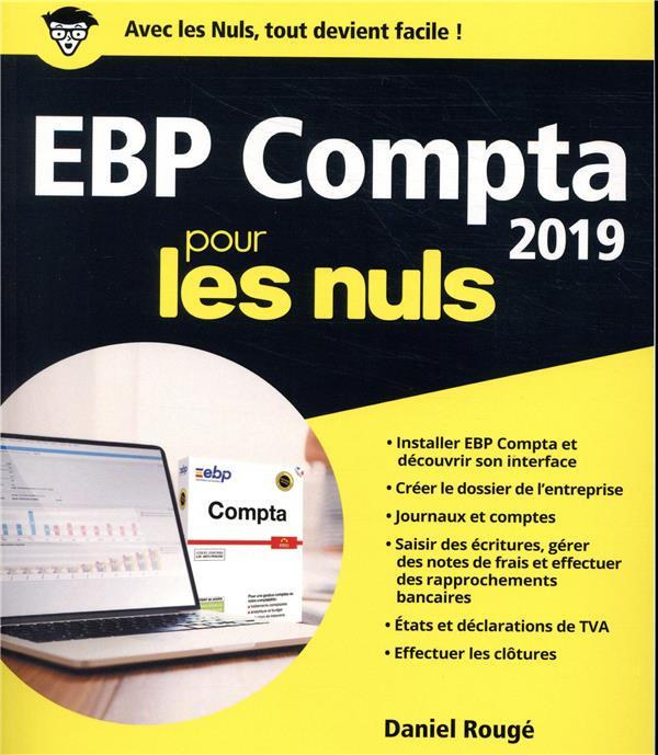 EBP compta pour les nuls (édition 2019)