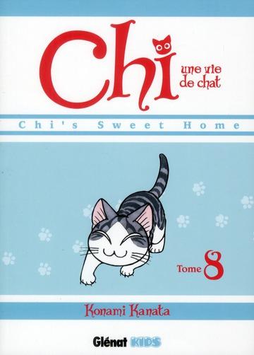 CHI - UNE VIE DE CHAT - TOME 08 KONAMI