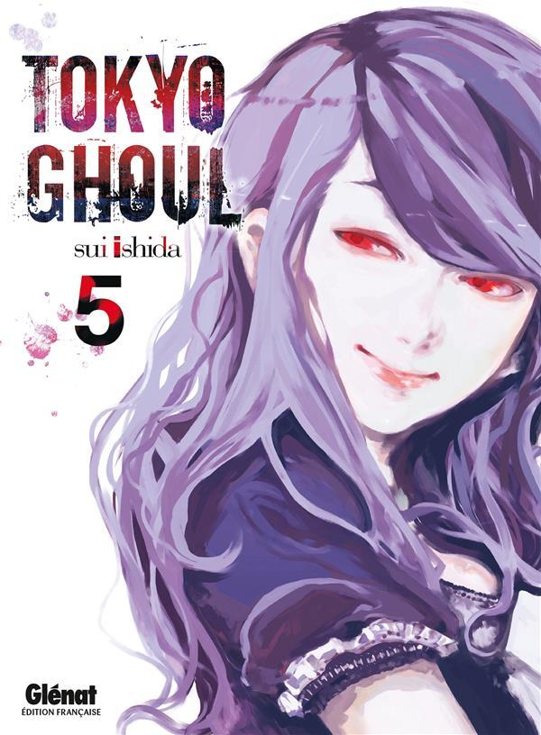 Tokyo ghoul t.5