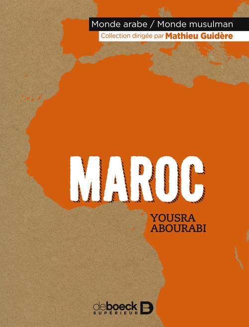 Maroc  - Yousra Abourabi