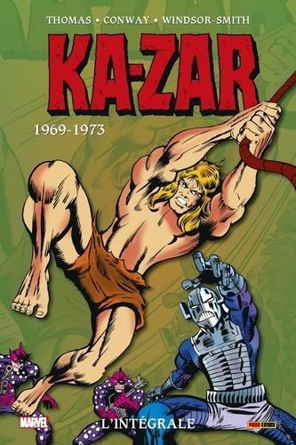 Ka-Zar T.1 ; 1969-1973