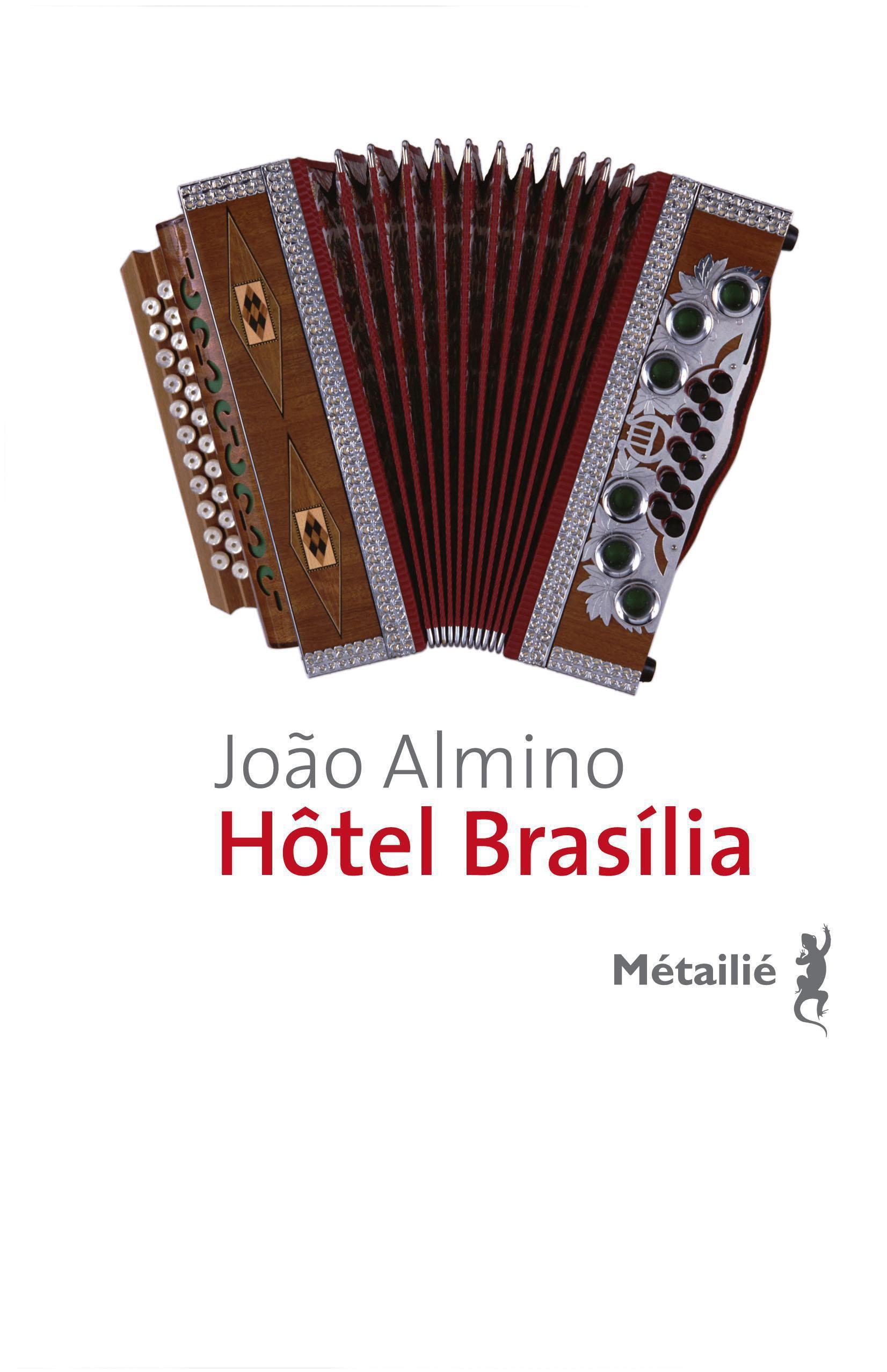 Vente EBooks : Hôtel Brasilia  - Joao Almino