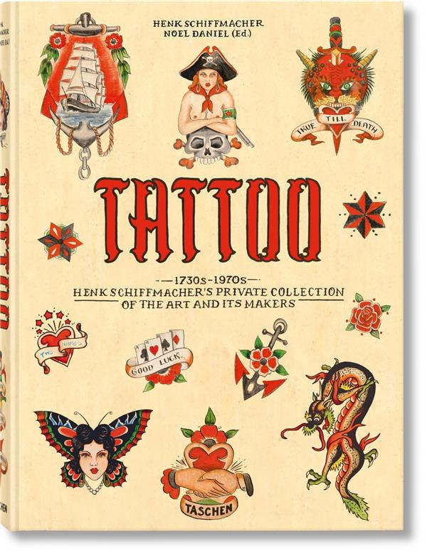 the tattoo book