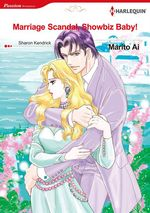 Vente Livre Numérique : Harlequin Comics: Marriage Scandal, Showbiz Baby!  - Marito Ai - Sharon Kendrick