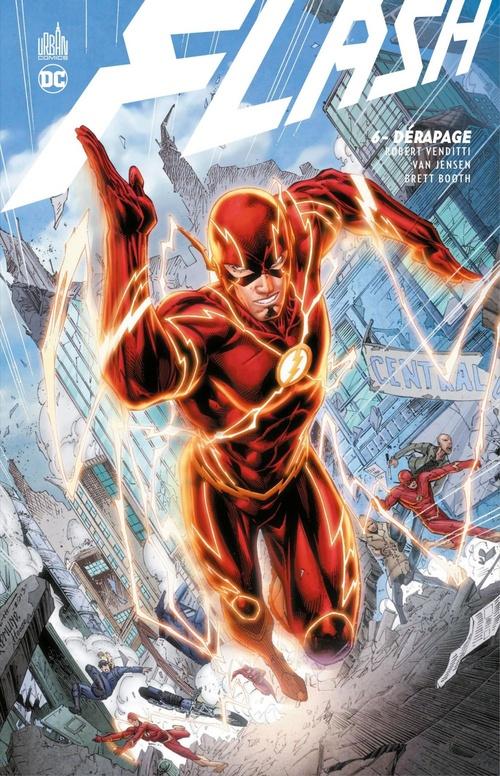 Flash T.6 ; dérapage