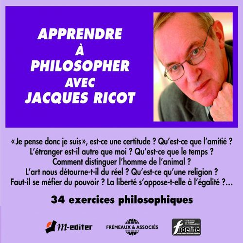 Apprendre à philosopher