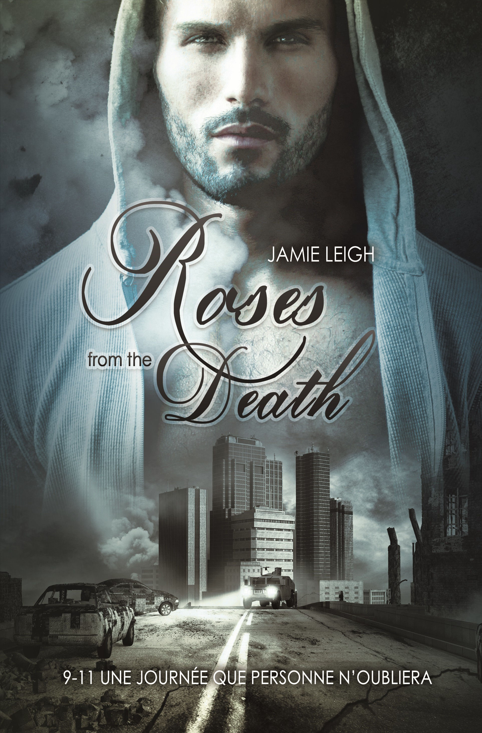 Roses from the death | Roman gay, livre gay, MxM  - Jamie Leigh