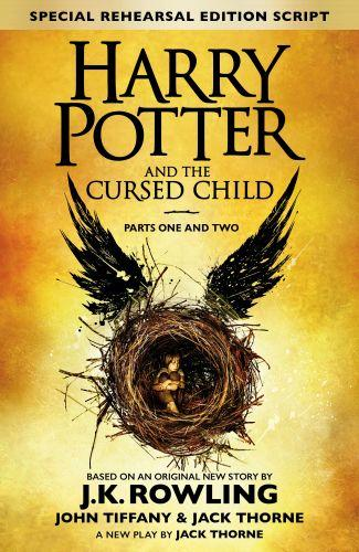 Harry Potter and the cursed child ; parts one and two