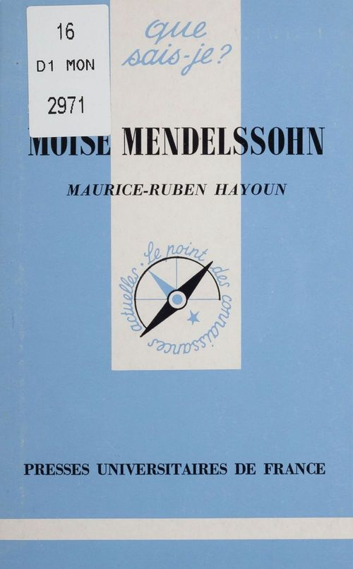Moïse Mendelsshon