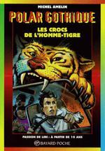 Couverture de Les crocs de l'homme-tigre