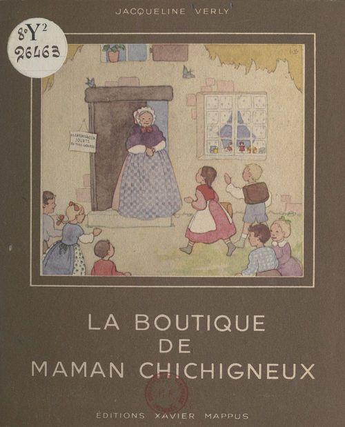 La boutique de Maman Chichigneux