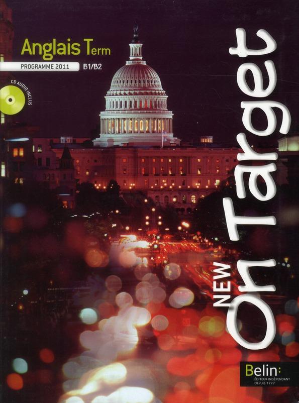 New On Target; Anglais ; Terminale ; Livre De L'Eleve
