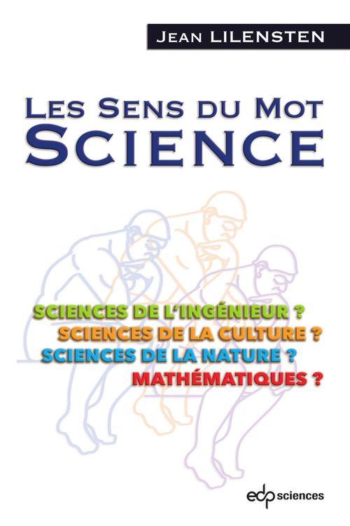 Les sens de science