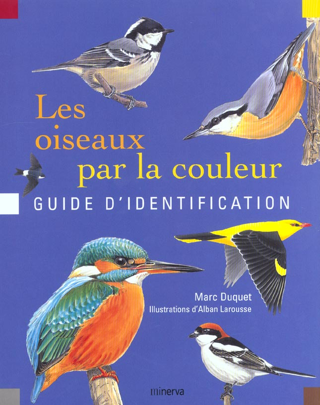 oiseaux par la couleur (les)