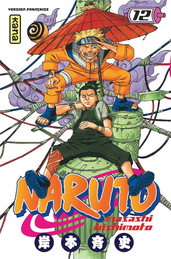 Naruto T12