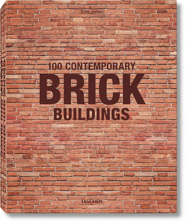 100 contemporary brick buildings