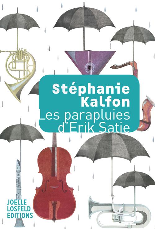 Les parapluies d´Erik Satie