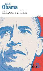 Vente Livre Numérique : Discours choisis  - Barack Obama