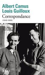 Vente Livre Numérique : Correspondance (1945-1959)  - Albert Camus