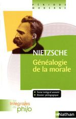 Vente Livre Numérique : Intégrales de Philo - NIETZSCHE, Généalogie de la morale  - Denis Huisman - Jacques Deschamps - Christine Thubert - NIETZSCHE