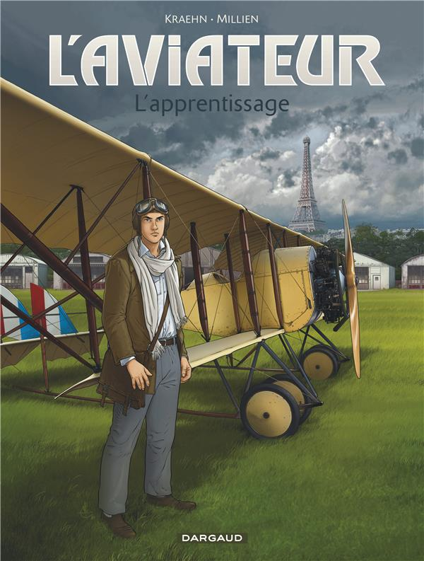 L'aviateur ; l'apprentissage