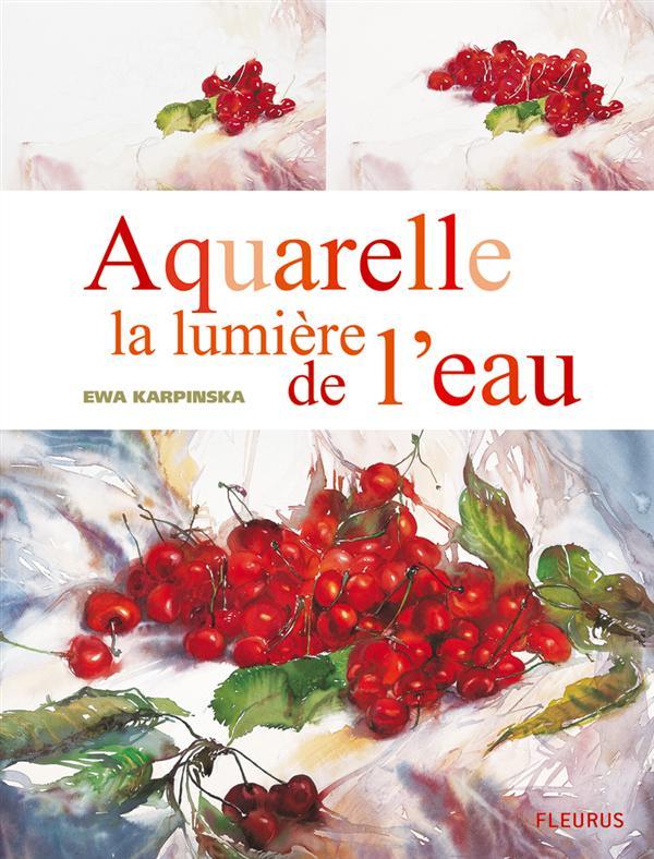 Aquarelle La Lumiere De L'Eau