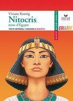 Couverture de Nitocris ; reine d'egypte