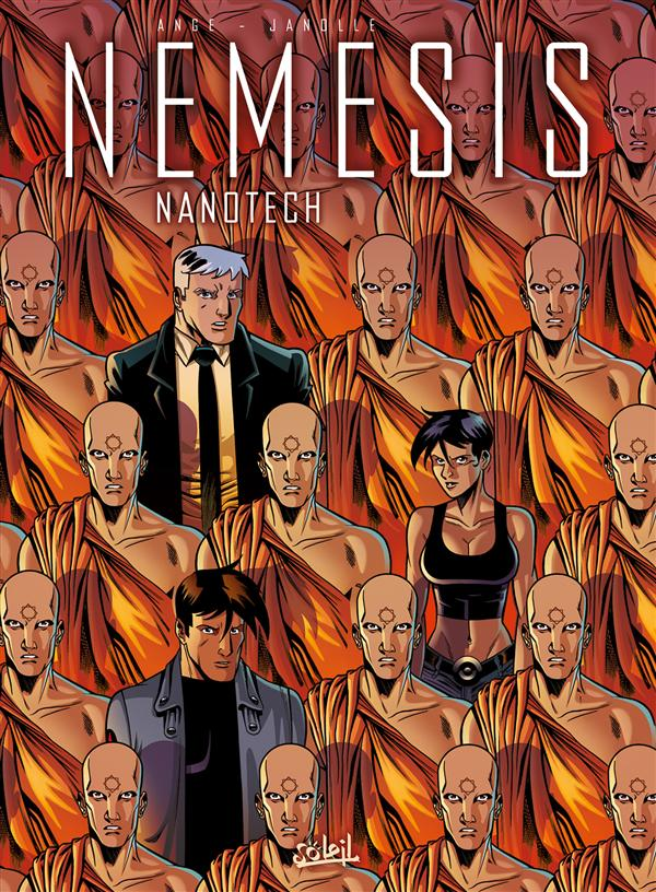 Nemesis t.4 ; nanotech