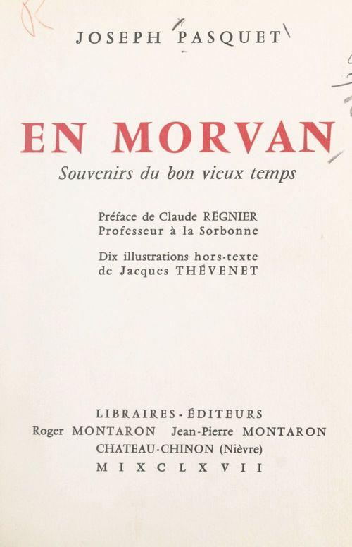 En Morvan
