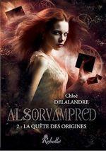 Alsorvampred, Tome 2  - Miesis - Chloé Delalandre