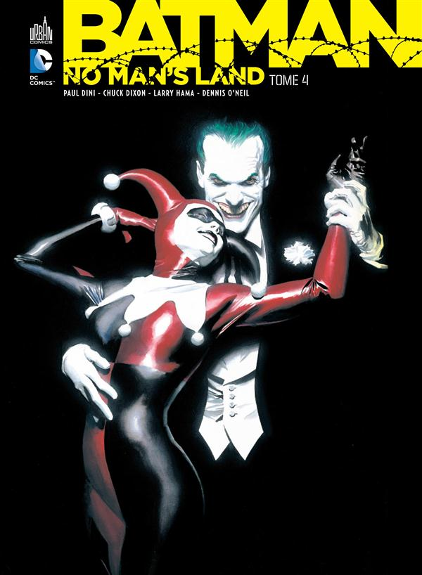 Batman - no man's land T.4