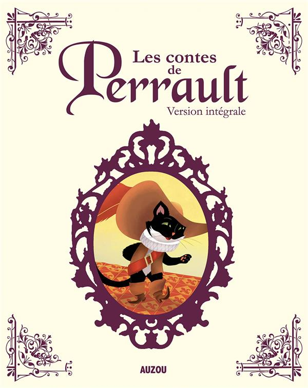 Les contes de Perrault ; version intégrale